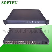 SFT3548 8 in 1 dvb-c encoder modulator,support IP/UDP output/dvb-c qam modulator,DVB-C RF out/can be receive by TV/HD receiver