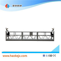 Building swing stage scaffolding electric light construction equipment