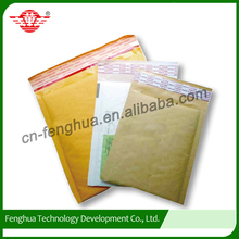 Widely Used Hot Sales brown kraft bubble paper envelope