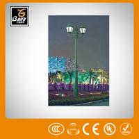 gl 8381 barber pole light garden light for parks gardens hotels walls villas