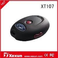 Xexun gps rastreador pessoal XT107 with geofence alarm