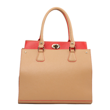 N1105A-B2327 2015 new stylish business lady bags famous branded leather office bags for women