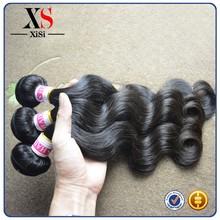 wholesale price china manufacturer unprocessed wholesale virgin brazilian hair weft body wave virgin brazilian hair