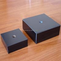 black marble trophy bases for sculptures