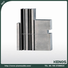 Tungsten carbide connector mould core inserts in high quality