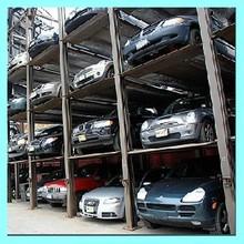 FPSP series hydraulic car elevator used parking meters