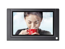 "Indoor 7"" 9"" 10"" 15"" 19"" inch lcd advertising player/media/monitor/screen with motion sensor"