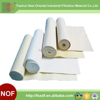 Alibaba China filter supplier Nonwoven needle punched filter felt , Filter material , Filter cloth