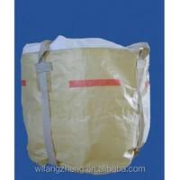 PP super sacks,FIBCS,PP bulk bag,Color printing big bag 1500kg Selling China famous big plastic bag 1500kg for salt/sand/copper
