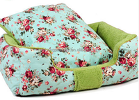 Wholesale handmade memory large sofa bed luxury pet dog bed