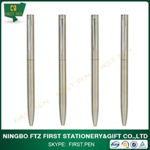 Stainless Steel Material Metal Ball Pen