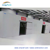 large-scale refrigerating room for meat, refrigerating room for seafood