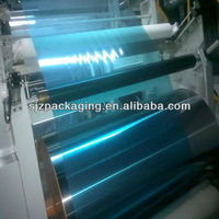150micron,175 micron,250micron~1000micron blue PET transparent film for thermo-compression formation