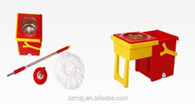 High quality magic easy spin mop set square bucket floor cleaning tool home cleaning mop