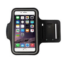Outdoor sports running training mobile bag neoprene sports armband