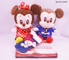Hot selling plush mickey mouse toy stuffed toys