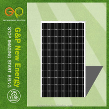 solar pv panel parts mono 280w with CE/CEC/TUV/ISO