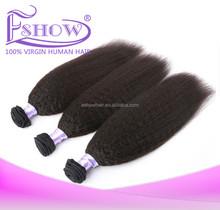 Ali Express Hot Sale 100% Virgin Unprocessed Human Hair Raw Indian Human Hair Bulk