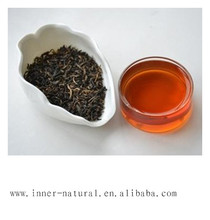 100% natural herbal extract - black tea extract