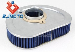 ZJMOTO HD-1508 Motorcycle Air Filters Replacement Air Filter FLHTK Electra Gl Ul Air Filtering