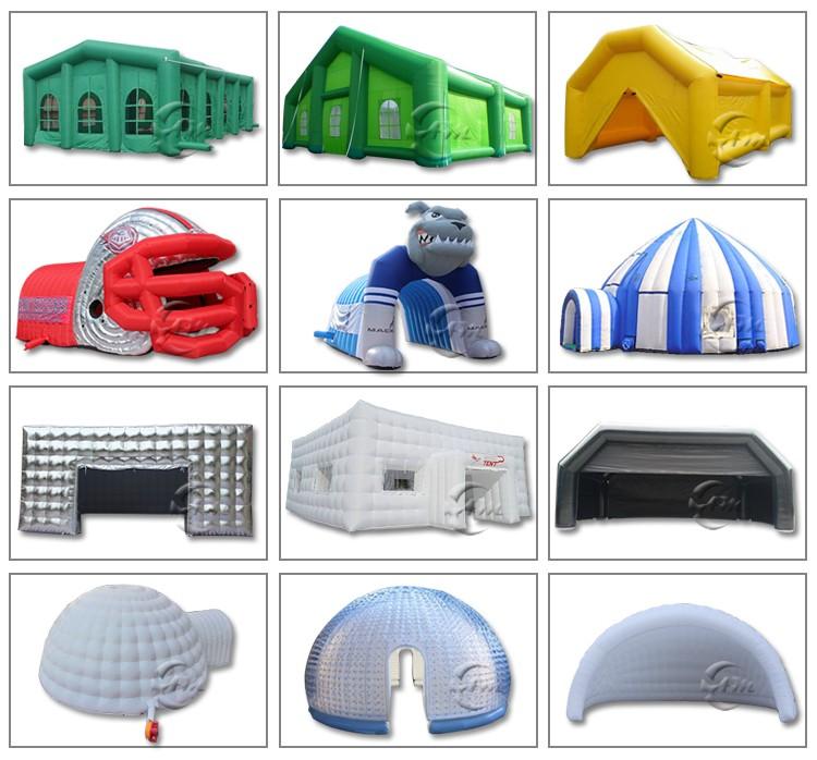 Большой купол надувные палатки событие, Надувные шатер палатка для продажи, Свадебный шатер