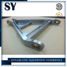OEM cnc machining service wrought iron railing parts