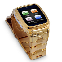 Fully support IOS and Android,GSM+BT BUILT-IN CE/ROHS certification smart watch