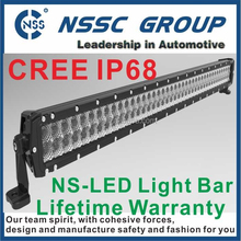 Offroad LED Light Bar Spot Flood and Combo Beam 4-50inch Double Row IP68 Wholesale LED Light Bar