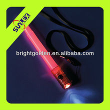 led glow stick with whistle flashlight