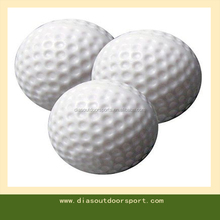 Plastic Hollow Practice Golf Balls