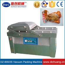Tea vacuum packaging machine