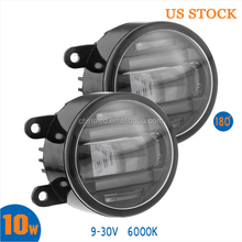 Use for 10W c ree LED headlamp 9~30V Projector Fog light with DRL for Suzuki