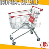 folding caddy trolley reusable shopping cart bag
