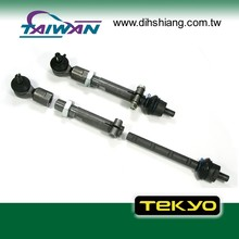 Rear axle parts for ISEKI Tractor Rack end
