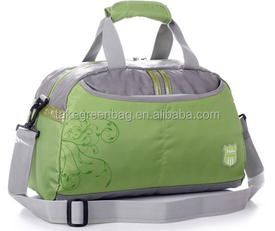 polyester travel overnight bag
