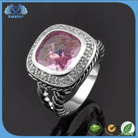 Fashion Jewellery Men Precious Stone Rings