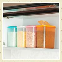 2015 hot sale customized plastic kitchen plastic storage box for Alibaba bulk sale plastic storage box