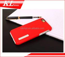 Custom design Hybrid Case PC+TPU Case For iPhone 6S colorful back case