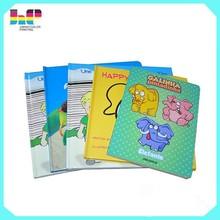 Facile inglese libro stampa bambino divertente cartoon stampa del libro a buon mercato all'ingrosso