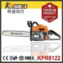 62cc manual calton chain saw