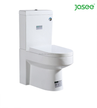 New design and high quality two piece toilet bowl