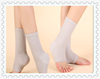 as seen on tv elastic 10*23 bamboo fiber softable breathable beige color ankle support brace / sleeve / sock
