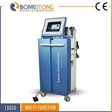 liposuction machine laser slimming machine with cavitation vacuum RF theory