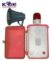 Explosion proof phone KNSP-15 what is emergency preparedness