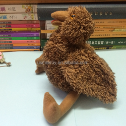 plush eagle cub toy