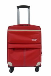 New Stylish Carry-on Nylon Spinner Trolley Luggage