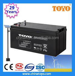 ups battery 12V 150AH dry batteries for ups