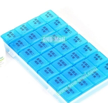 Top Supplier Factory Price 28 Case One Week Travel Pill Box