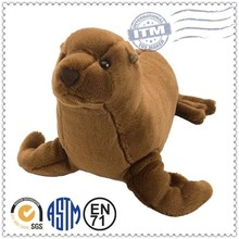 2015 made in china OEM factory direct sale plush toy sea lion