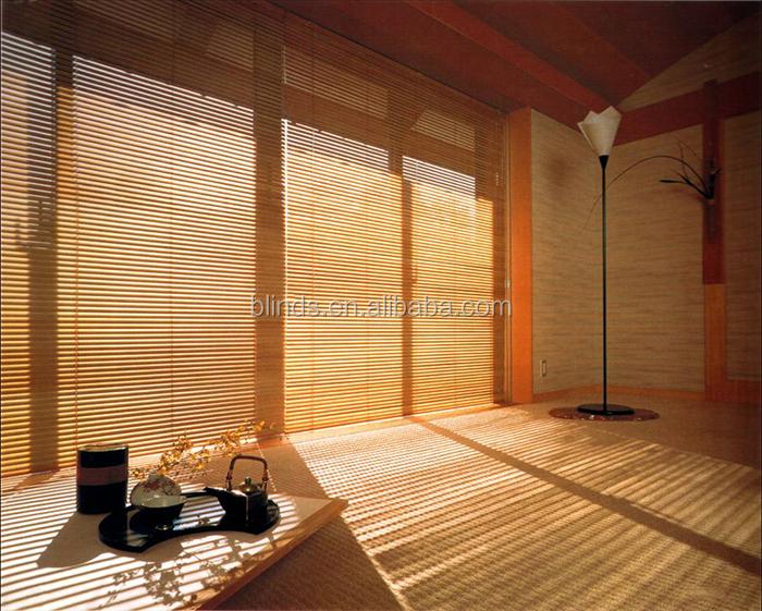 hermoso estilo hechas a medida baratas imitacin madera persianas venecianas